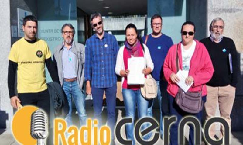 Radio Cerna 8oct2018