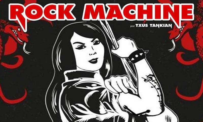 Rock Machine 18xun2019