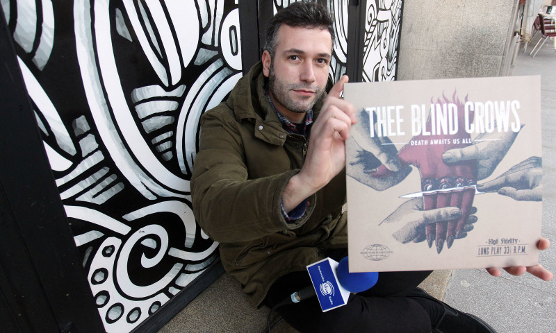 A playlist de... #127: Diego 'Thee Blind Crows'