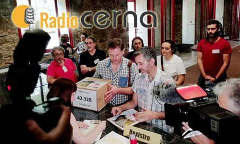 Radio Cerna 25jun2018