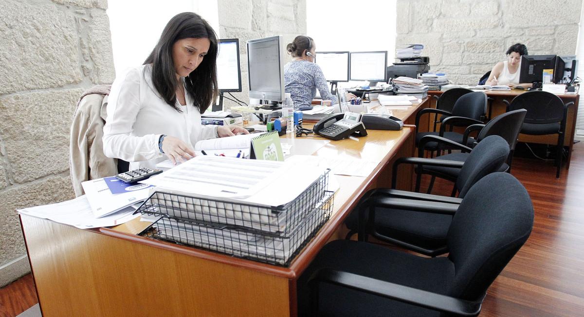 Pontevedra volve baixar dos parados na cidade tras for Oficina de empleo pontevedra