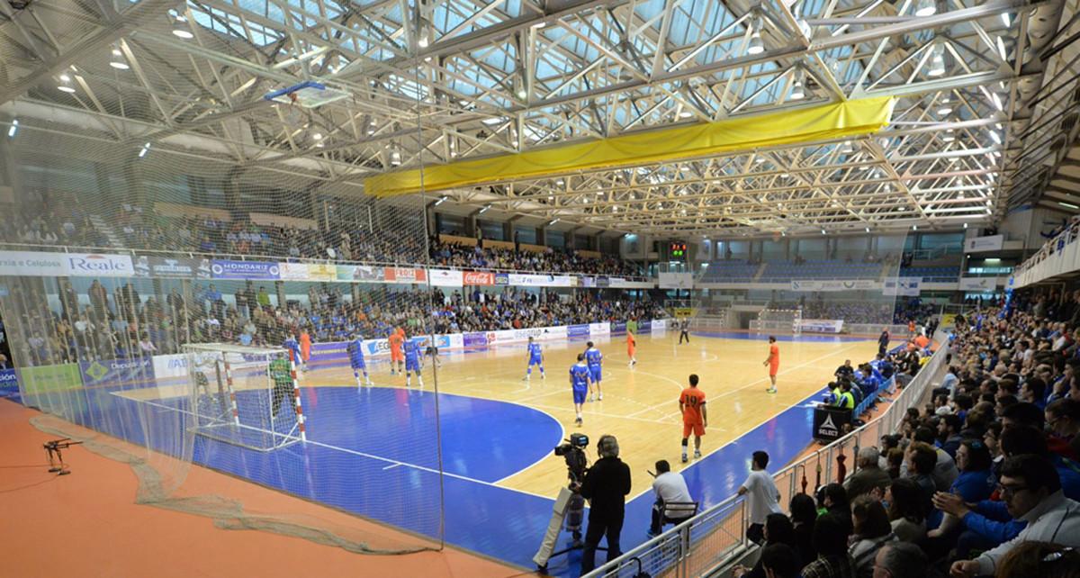 Image result for Pavillon Municipal De Deportes De Pontevedra