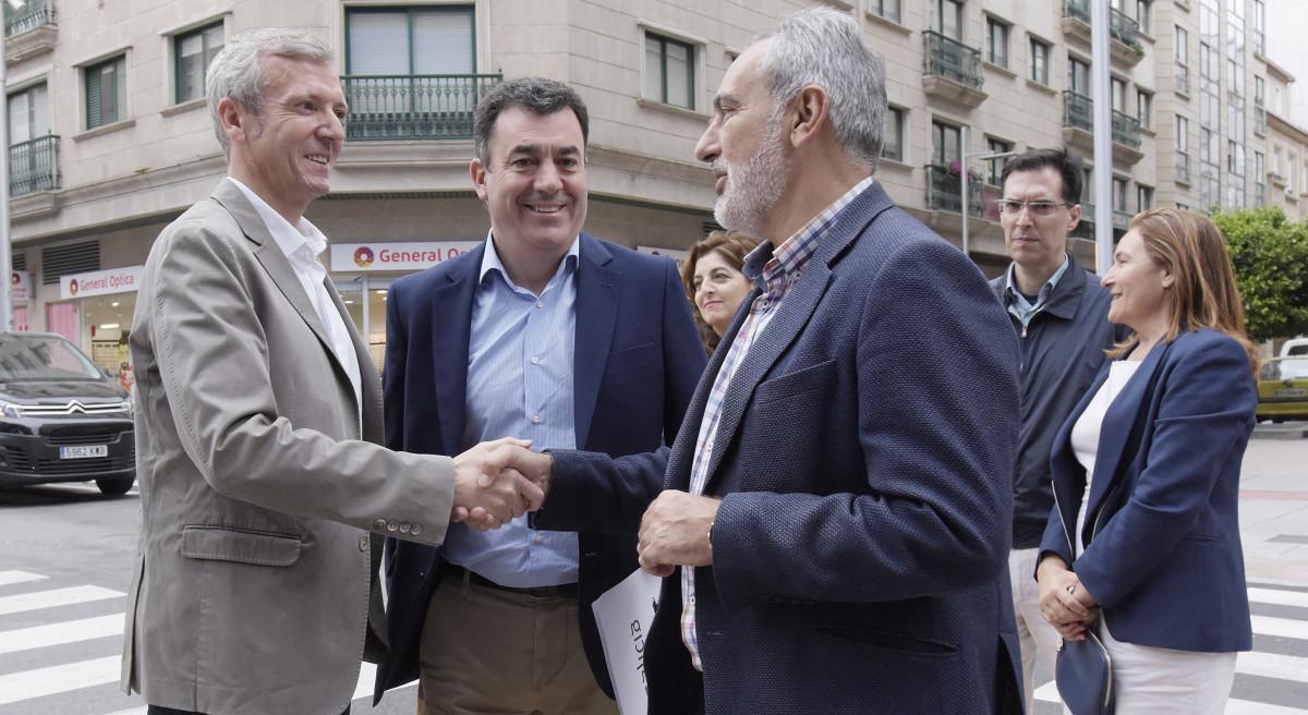 Programa de la Xunta para desempleados de la comarca de Caldas