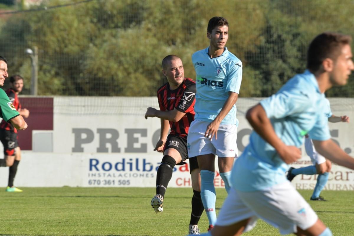 Los Goles Escapan Al Derbi Entre Portonovo Y Villalonga 0 0  # Muebles Dopazo Villalonga