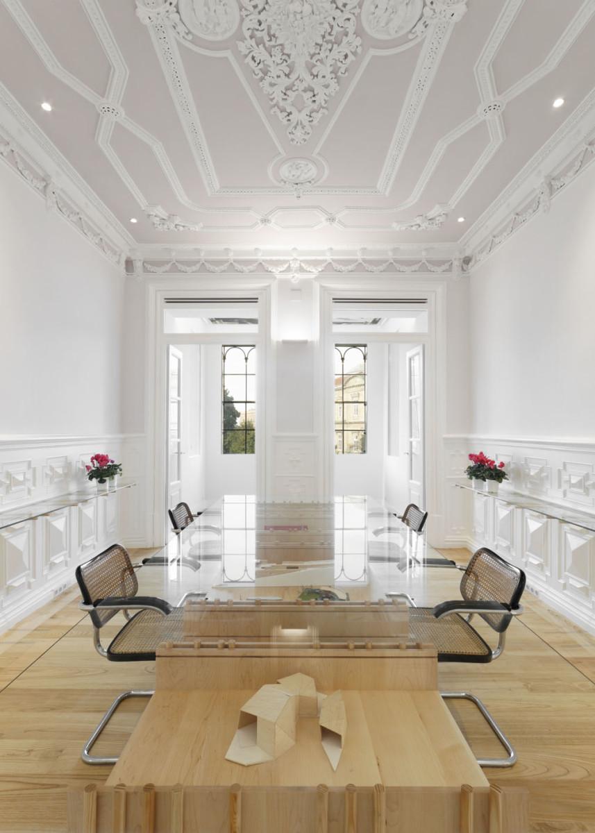 A sala nemonon premiada polos arquitectos no certame gran for Sala queen pontevedra