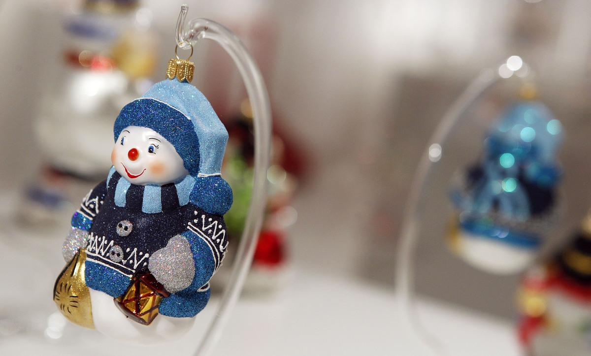 De centroeuropa ao museo 400 adornos de nadal en vidro - Adornos de nadal ...