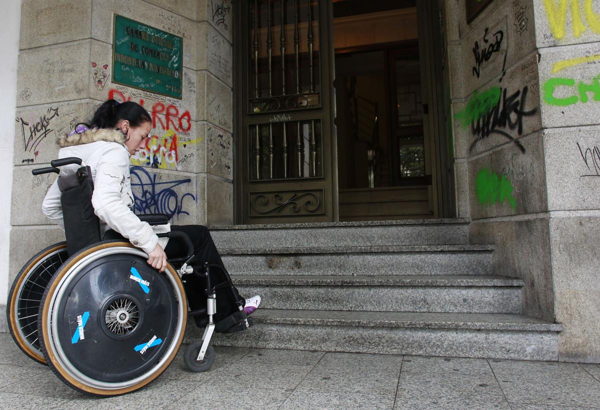 en cadeira de rodas oficina de consumo 39 obviamente non