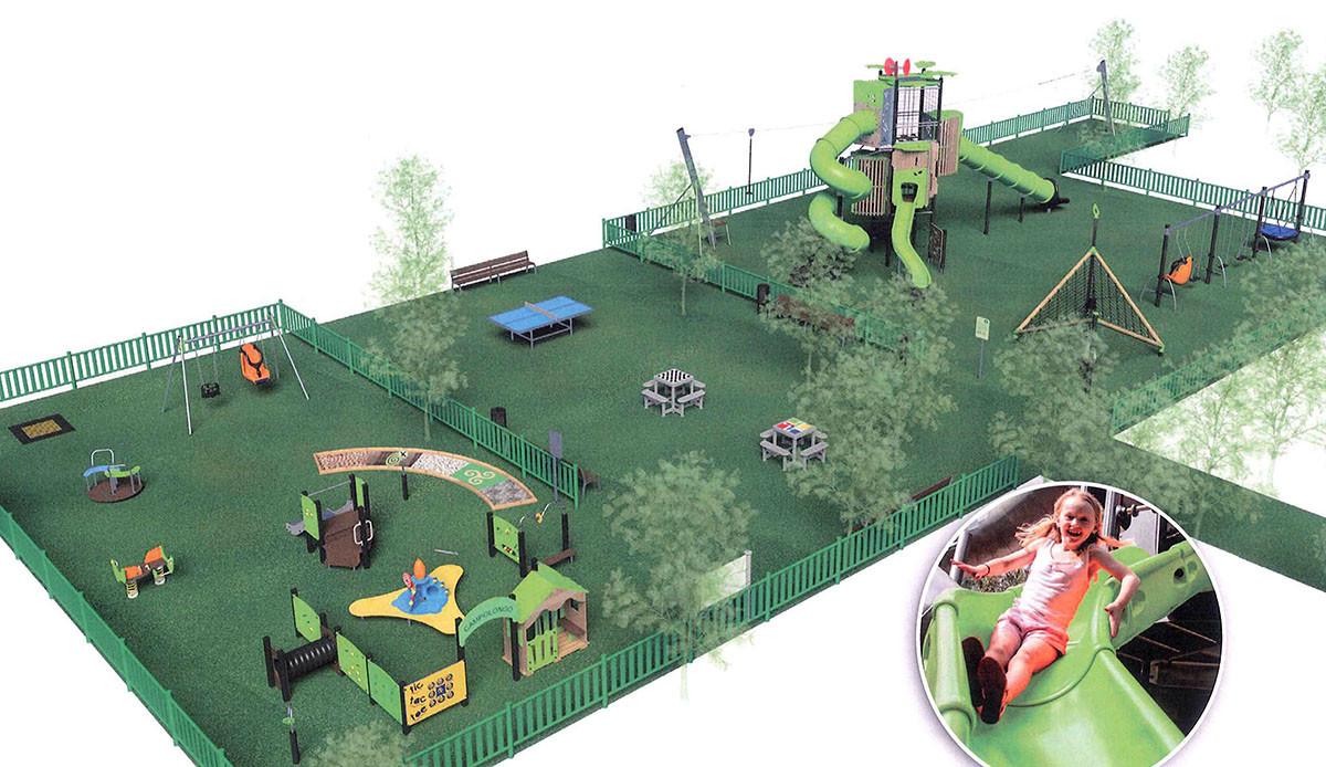 Campolongo estrear o parque infantil 39 m is grande 39 de for Piscina campolongo