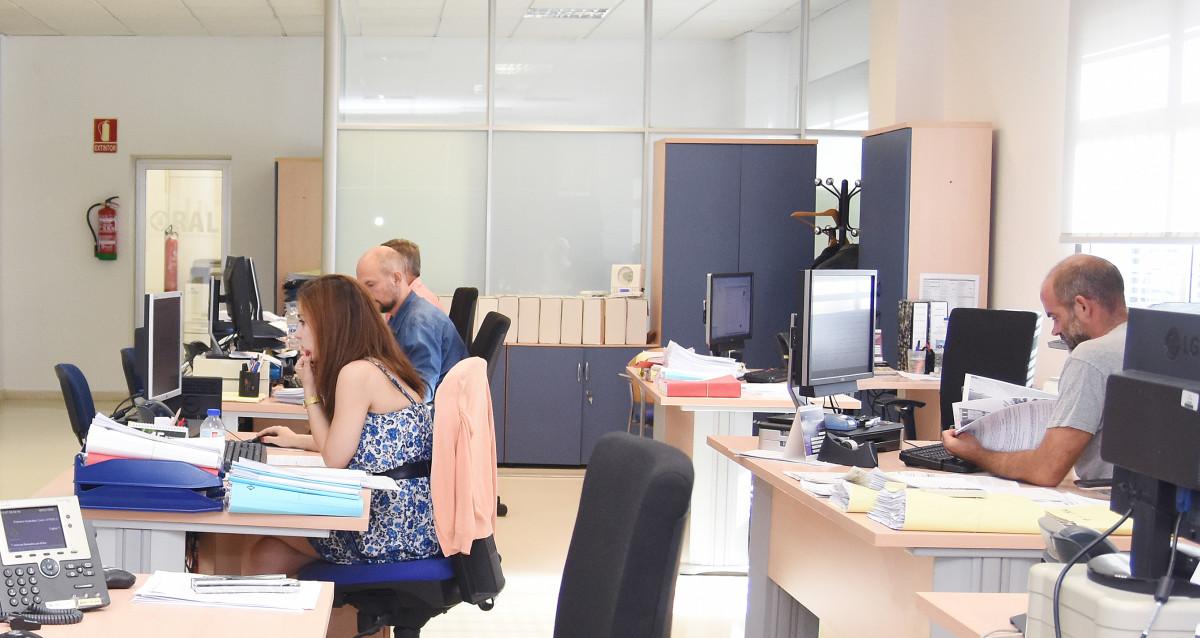 A deputaci n desm rcase da taxa de 60 euros que cobra for Oficina catastral