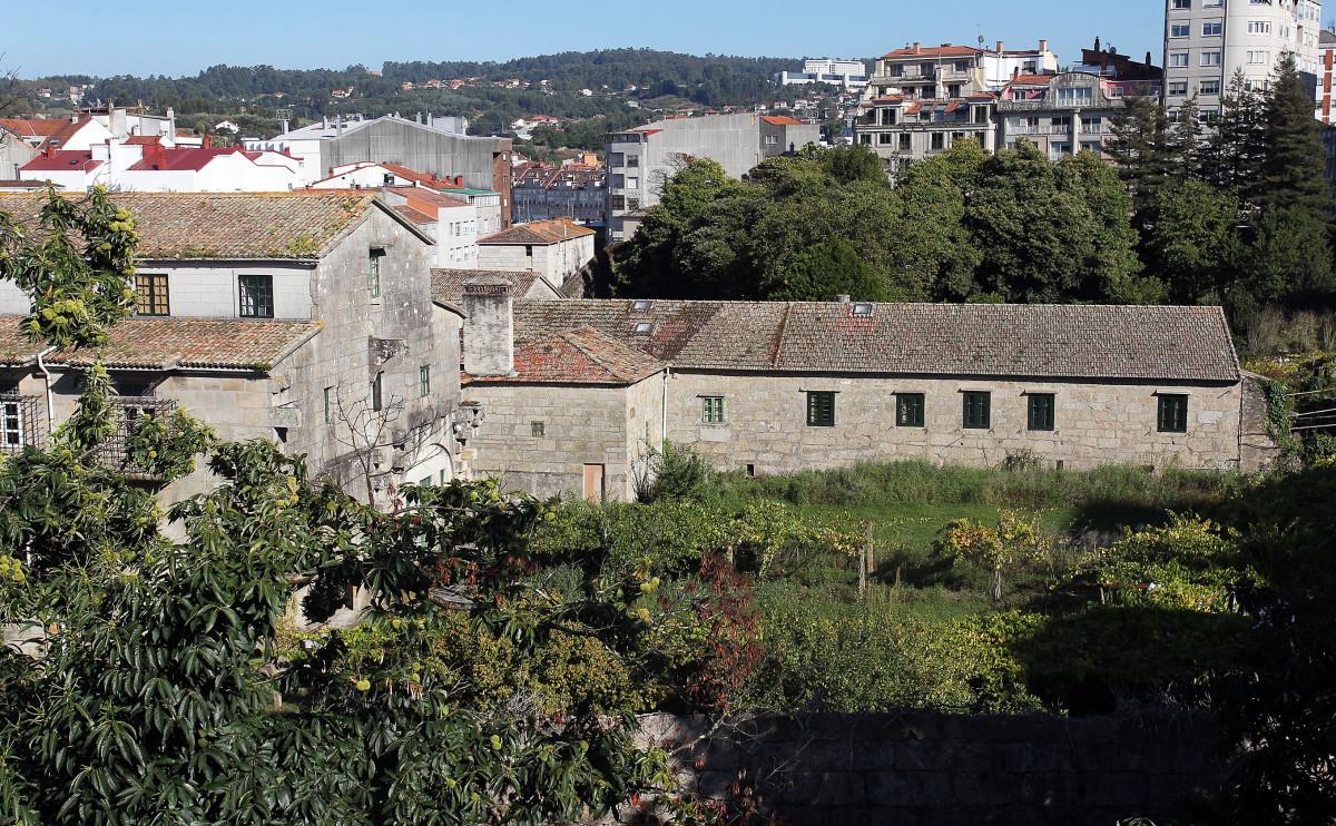 El concello abierto a negociar para recuperar 39 para toda for Jardin del convento