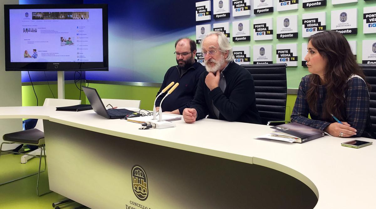 La sede electr nica del concello de pontevedra disponible for Sede electronica ministerio del interior
