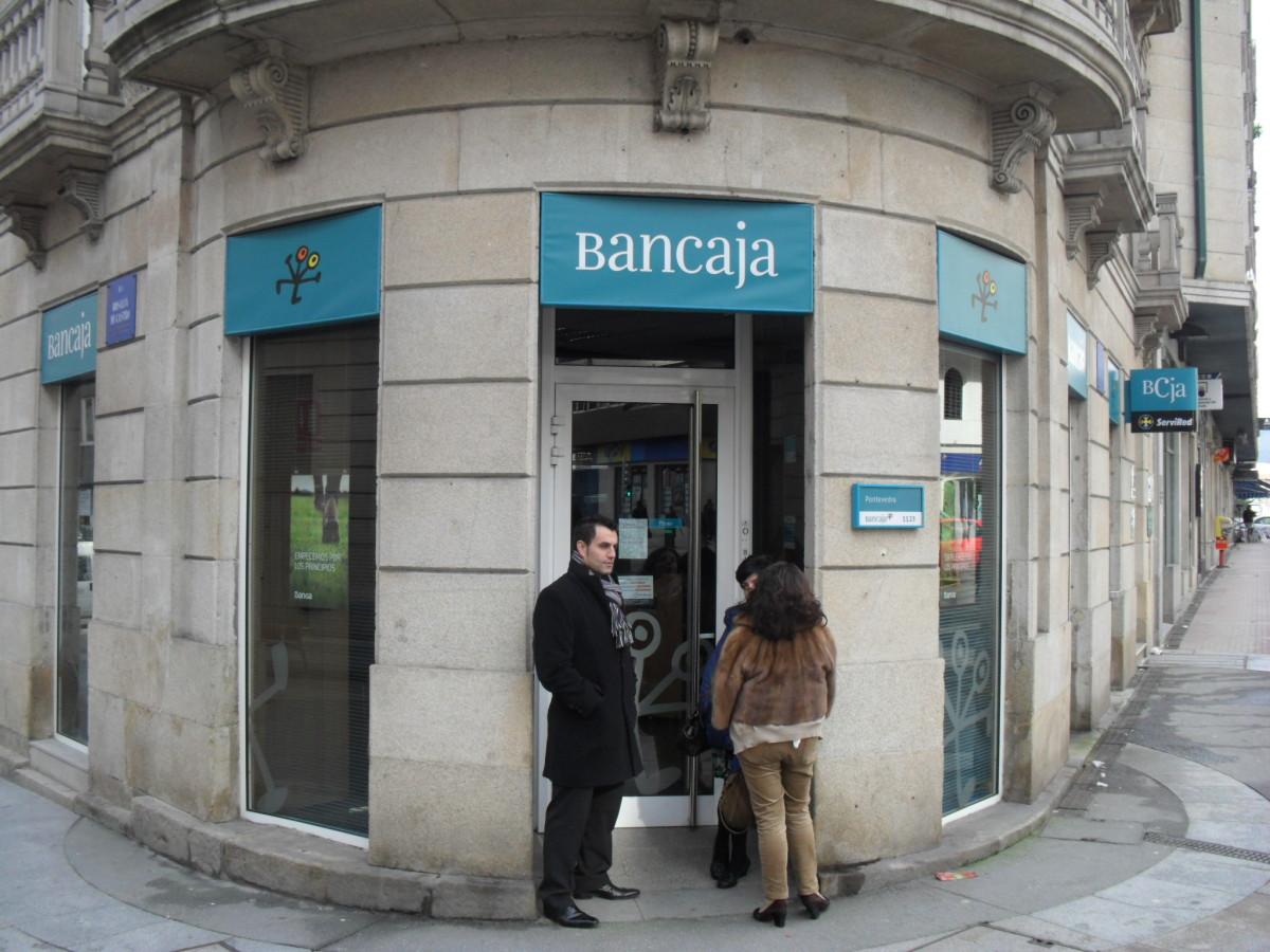 Bankia s deixar aberta unha oficina en pontevedra for Oficina de emprego galicia