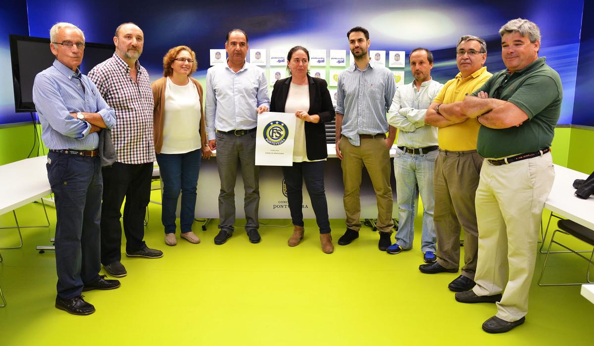 Ex directivos do leis crean o ciudad de pontevedra f tbol for Sala queen pontevedra