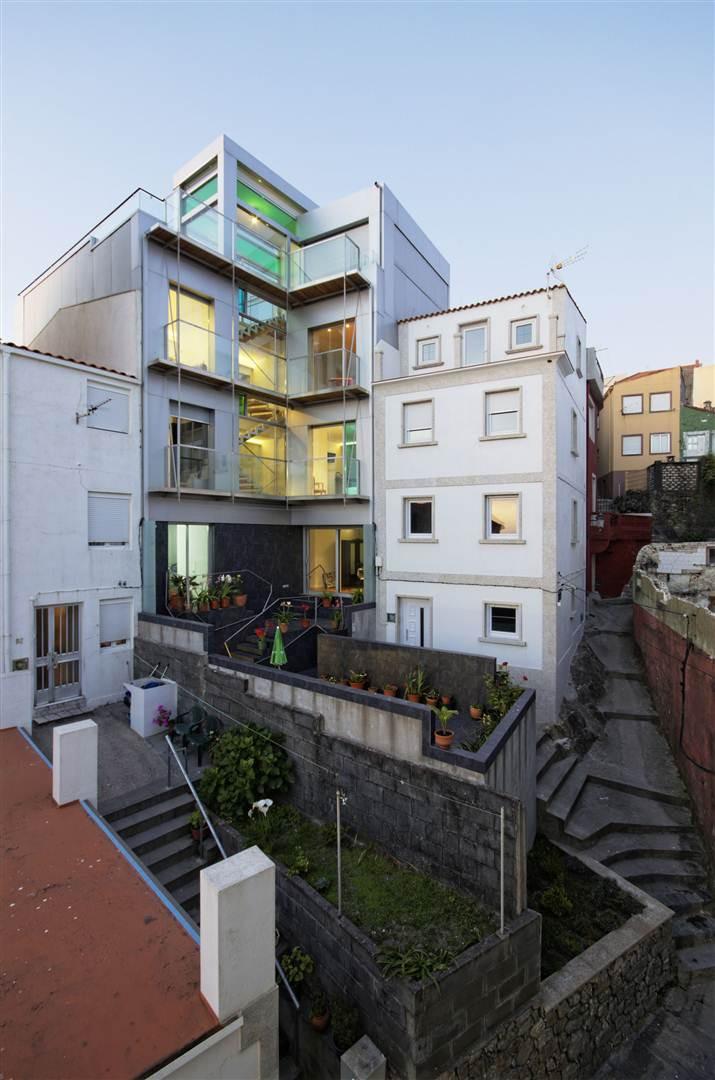 Os colexios de arquitectos de pontevedra e vigo convocan unha nova edici n do certame provincial - Arquitectos vigo ...