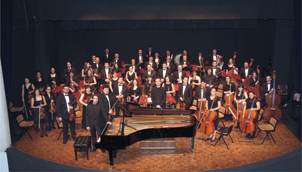 La Orquesta Filarmónica Ciudad de Pontevedra, en concierto - Pontevedra Viva