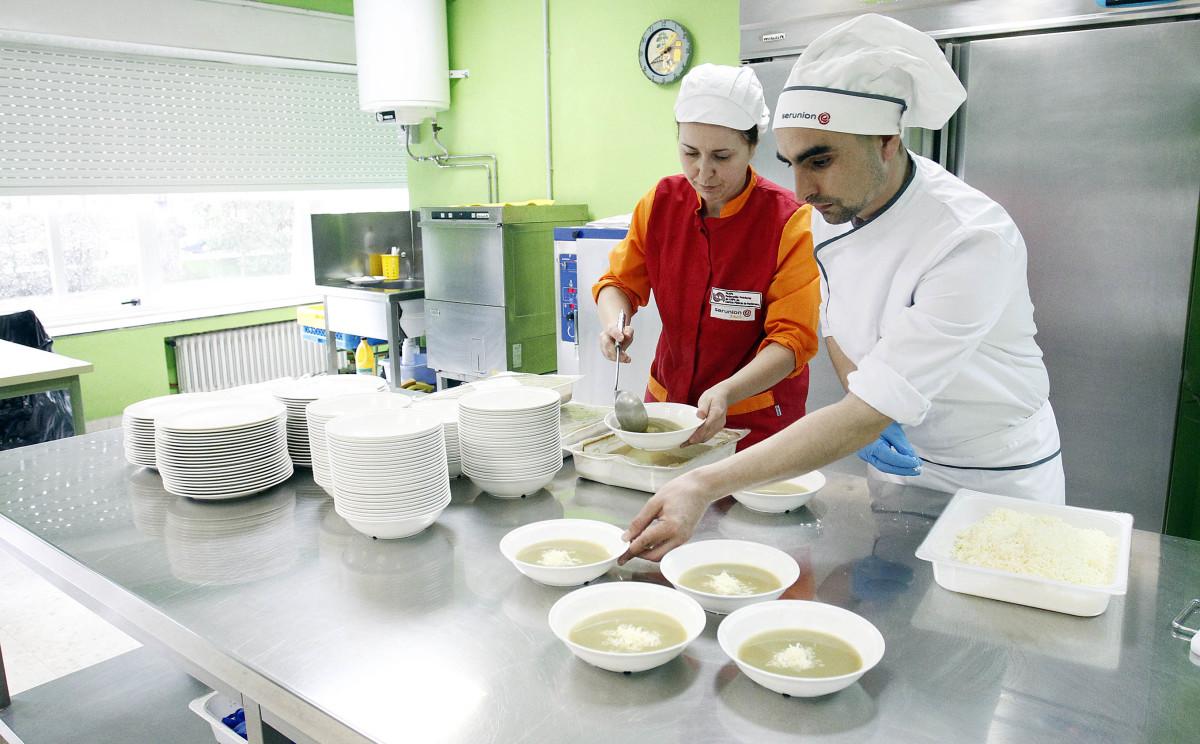 O novo convenio para os comedores escolares aumenta a contía e as ...