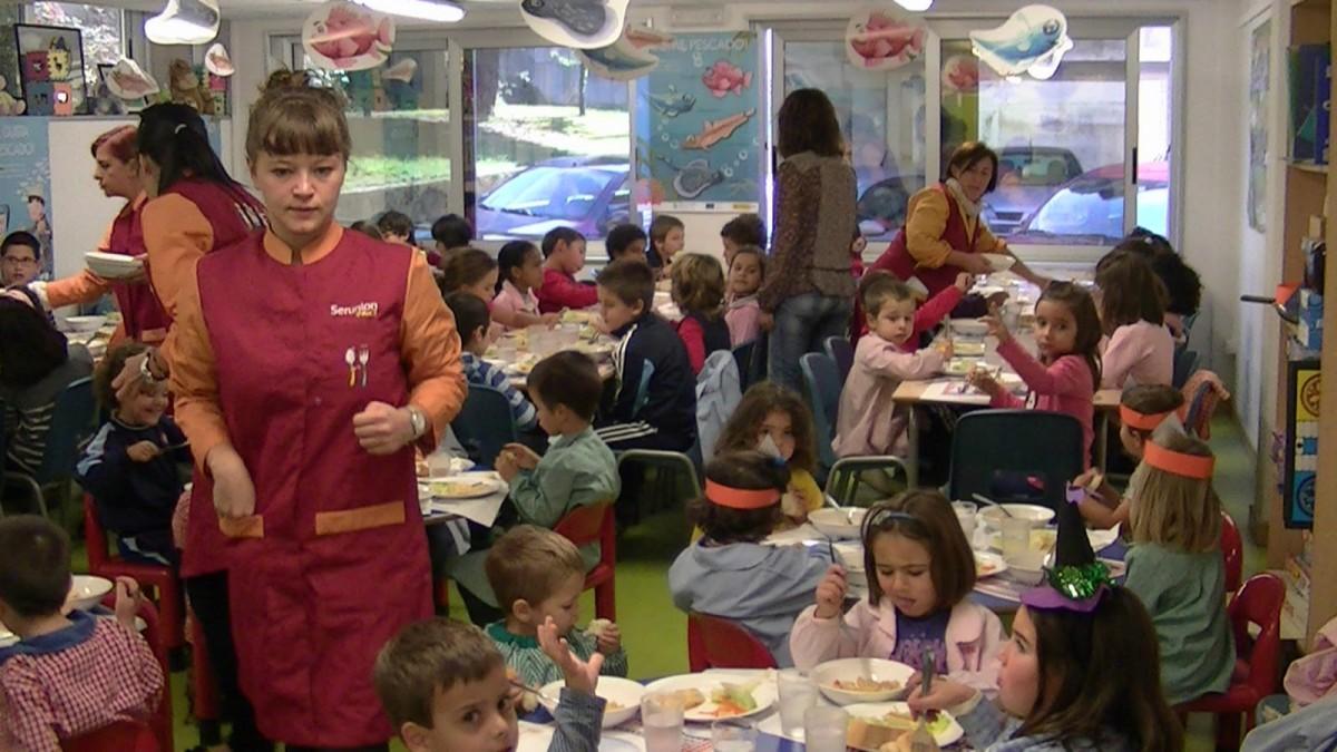 A xunta culpa a federaci n de pais do recorte s axudas - Comedores escolares xunta ...
