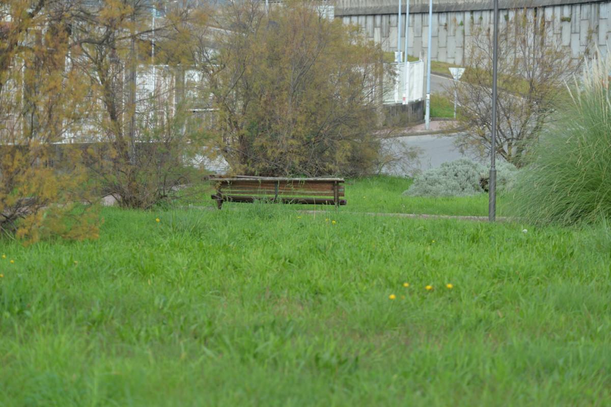 Malestar vecinal por el abandono de los jardines y de los for Los jardines esquelas