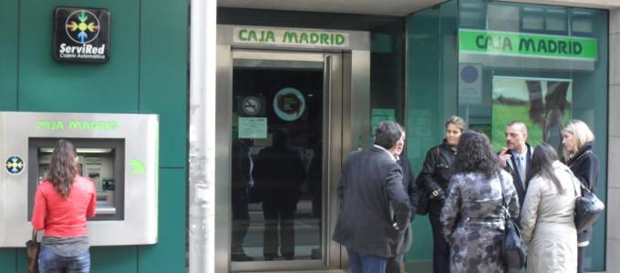 Bankia s deixar aberta unha oficina en pontevedra for Oficinas de bankia en zaragoza