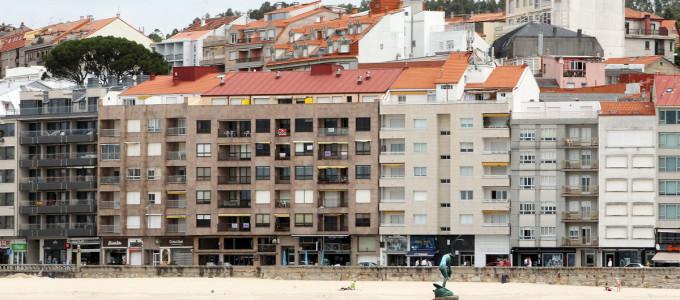 Alertan dunha nova burbulla inmobiliaria en sanxenxo pontevedra viva - Inmobiliaria marea ...