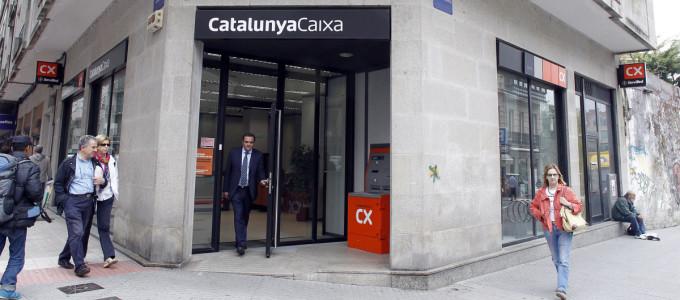 Cierra la oficina de catalunya caixa en pontevedra en la for Caja de cataluna oficinas