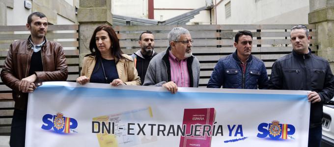 Reclaman que las oficinas de emisi n del dni se trasladen for Oficina extranjeria madrid
