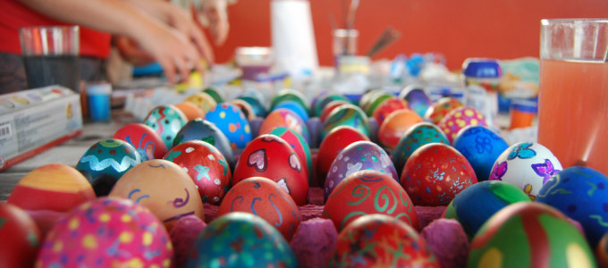 coellos e ovos de pascua protagonistas nos obradoiros de semana santa de afundaci n. Black Bedroom Furniture Sets. Home Design Ideas