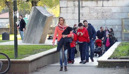Hoxe pontevedra viva for Piscina campolongo