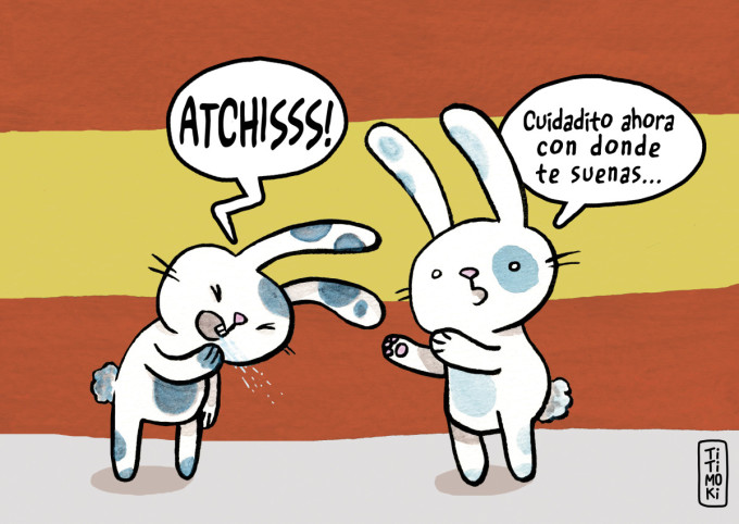 Atchis!